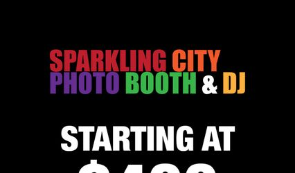 Sparkling City Photo Booth and Disc Jockey