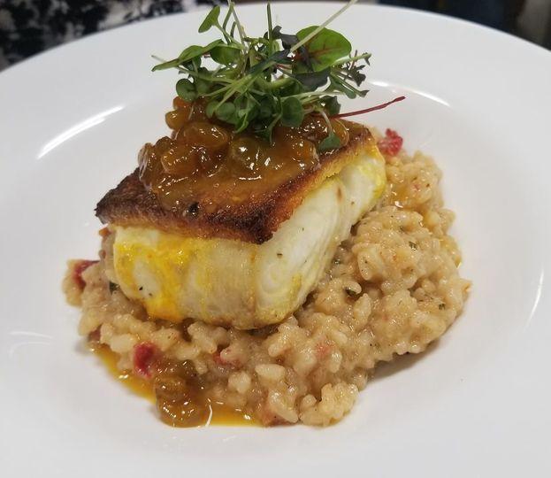 Fish meal sample
