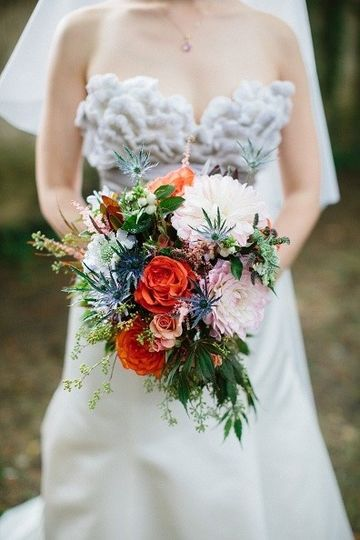 bouquet phot