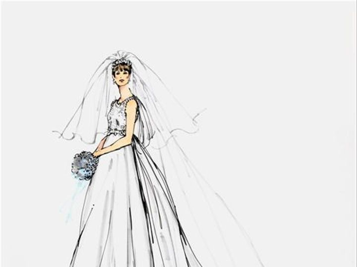 Tmx 1415832153172 Illustrating Your Fashion 3 Kansas City wedding dress