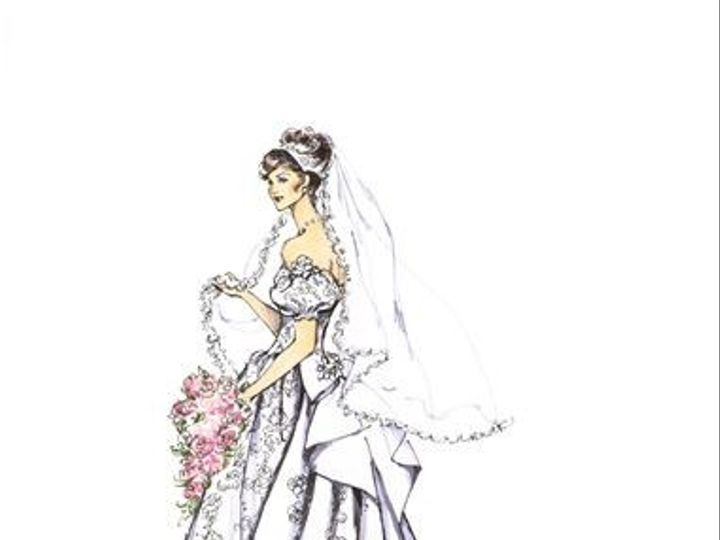 Tmx 1415832157864 Illustrating Your Fashion 1 Kansas City wedding dress