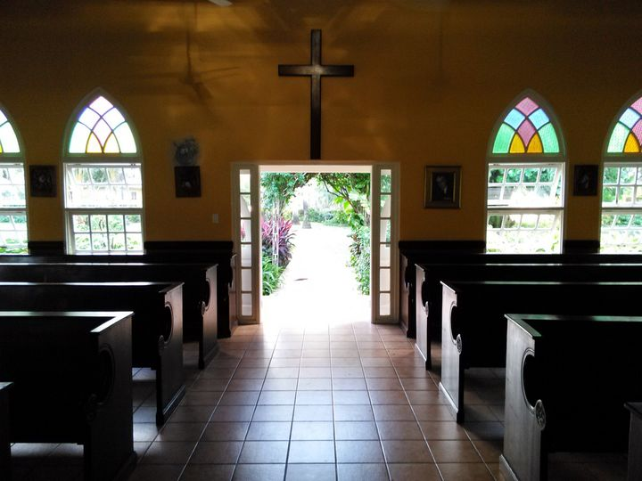 Chapel at Sandals Montego Bay
