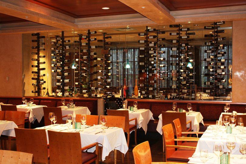 Octagon restaurant