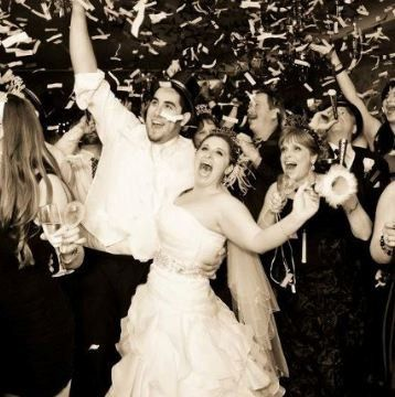 Tmx 1330629623083 Estradconfetti3 Fairfield, NJ wedding dj