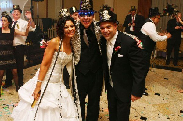Tmx 1330629892094 Confetti2a Fairfield, NJ wedding dj