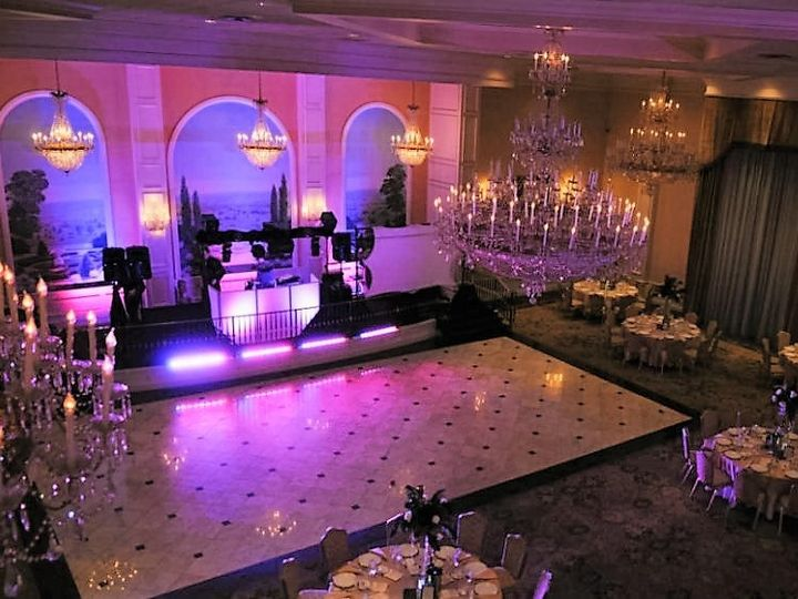 Tmx 1469726212881 Il Tulipano Up Lighting Fairfield, NJ wedding dj
