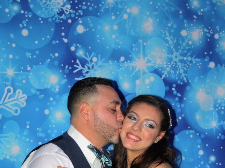Tmx 1469730621623 Dad  Daughter With Backdrop Fairfield, NJ wedding dj
