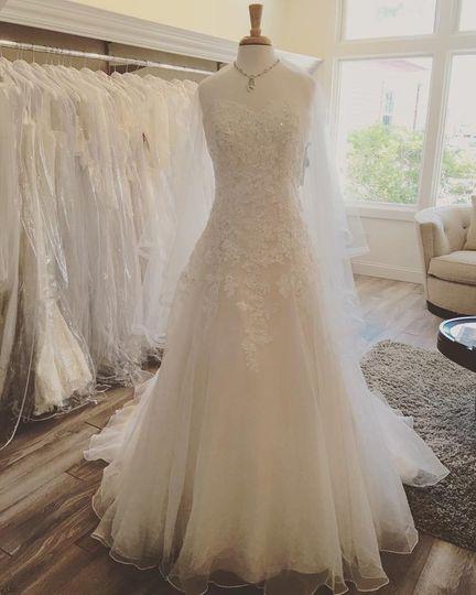 bridal photo 1