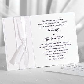 """1 1/2"""" grosgrain ribbon beneath 3/8"""" satin or grosgrain ribbon join bottom paper layer with top..."""