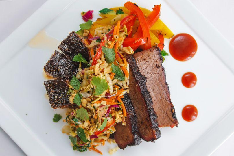Korean BBQ Brisket