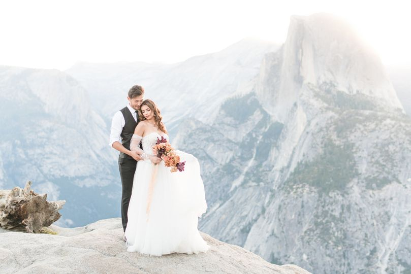 Lucy & Lee Photography - Mountain views
