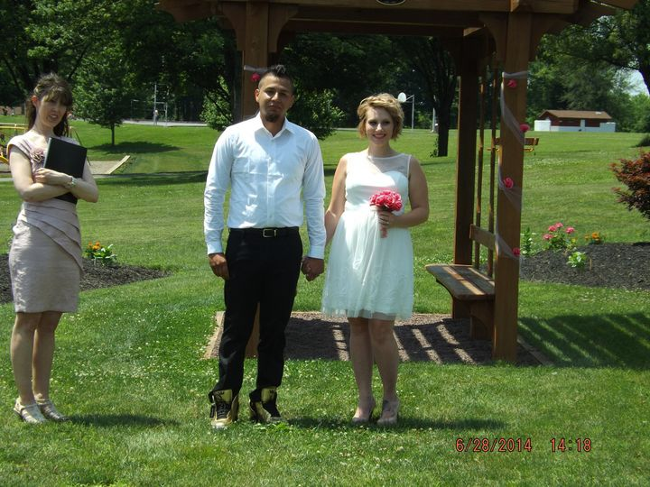 Tmx 1405044175843 Dscf0400 Hershey, PA wedding officiant