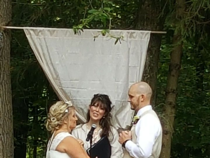 Tmx 1516724450 86e99016e51ae318 1514156139463 20170909152858 Hershey, PA wedding officiant
