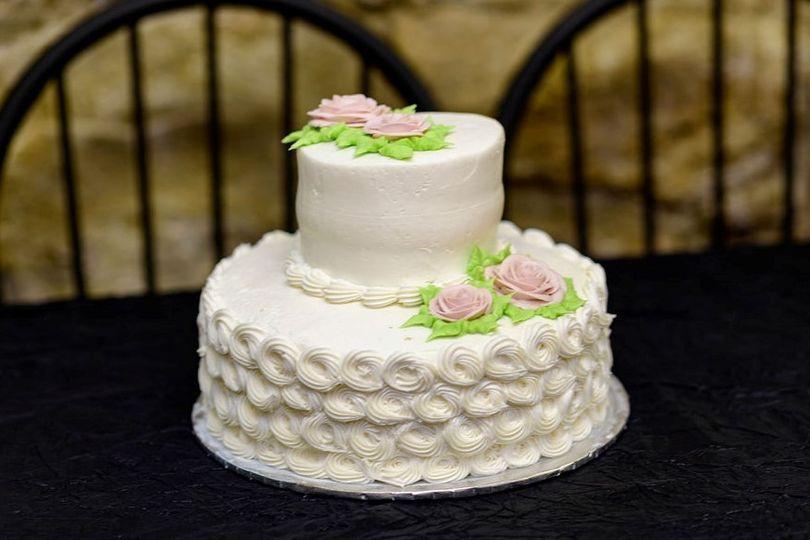 Wedding cake example