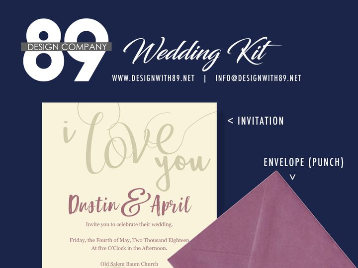 Tmx April Wedding Kit 51 994941 V2 Lexington wedding invitation
