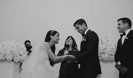 AMR Wedding Officiant - I Do... Me Too