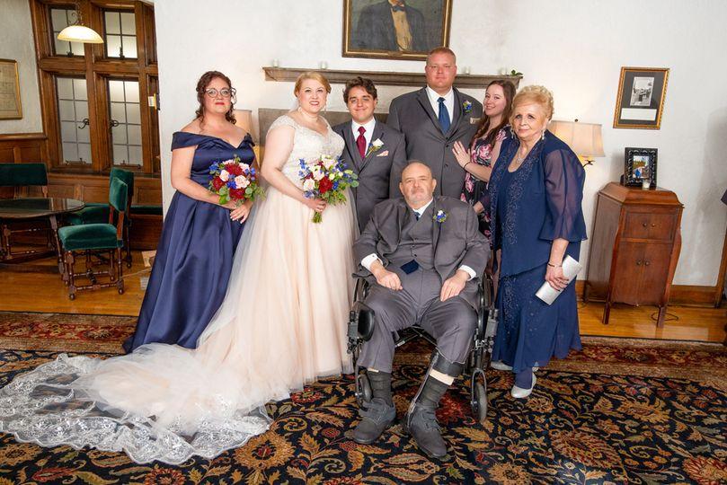 November 2018 wedding