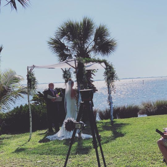 Wedding in Sarasota, FL