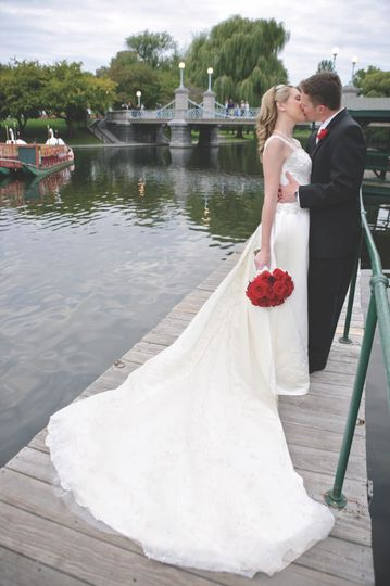 Boston Commons Wedding- Omni Parker House