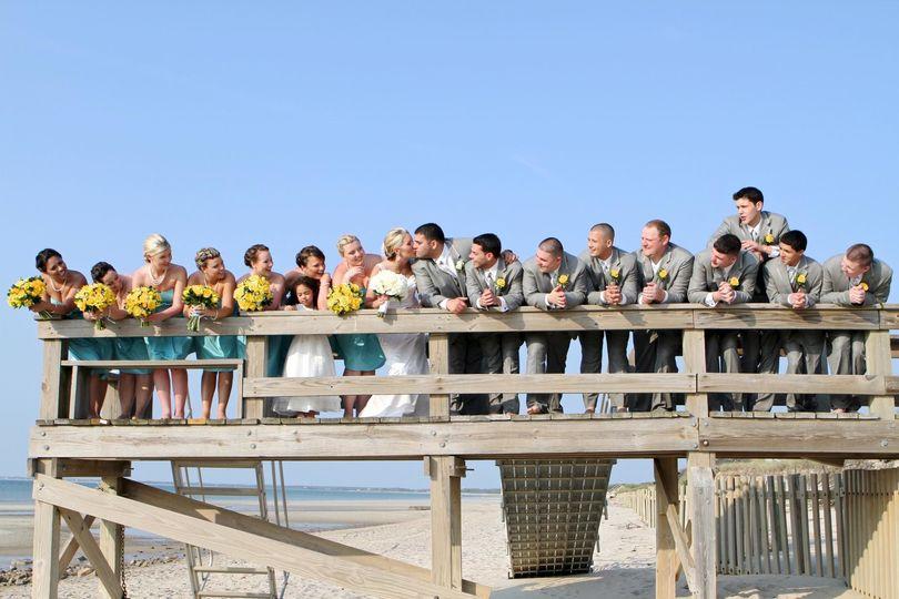 Cape Cod Weddings- Oceans Edge in Brewster