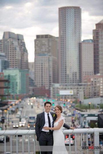 Seaport Waterfront Hotel Boston Wedding