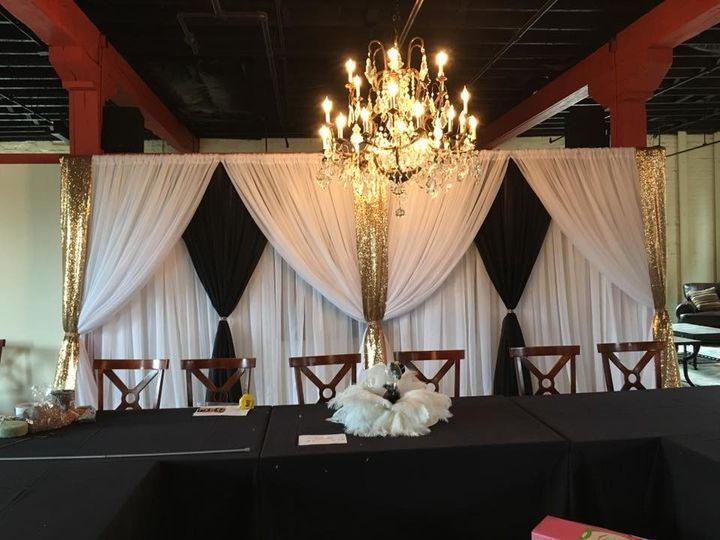Gatsby themed event. Indiana Event Rentals, Aurora, Indiana, Indiana Weddings, The Event Rental...