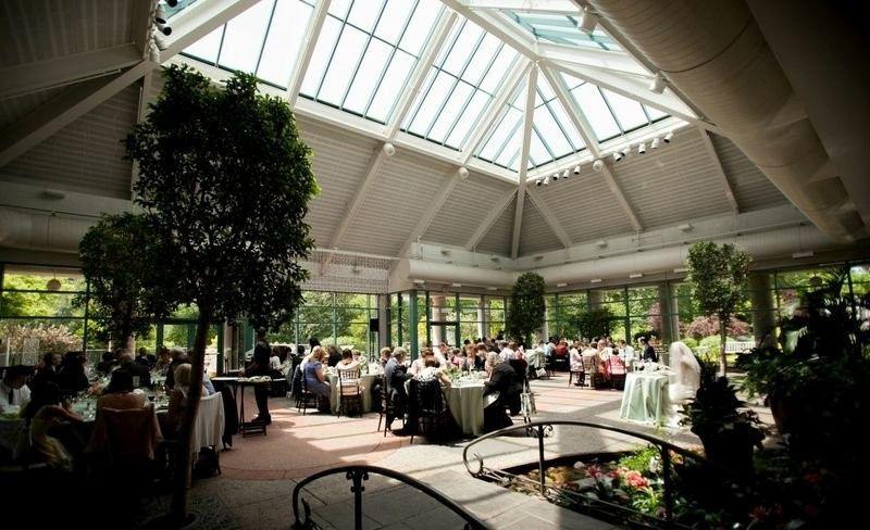 The Atrium at Meadowlark Botanical Gardens