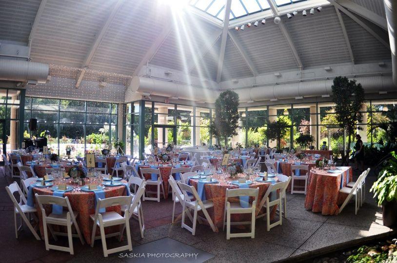 The Atrium At Meadowlark Botanical Gardens Reviews