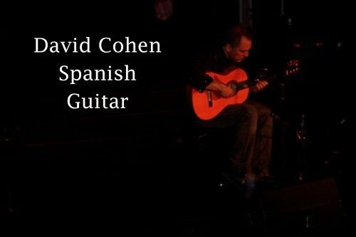 davidcohenspanishguitarwedding ceremony philadelph