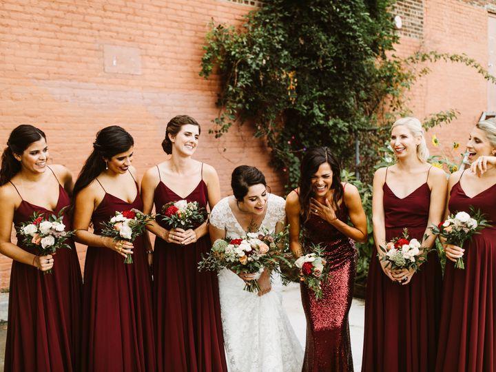 Tmx 1513781370249 Rachelandjaviermarried 360 Brooklyn, New York wedding florist