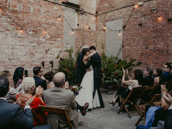 Tmx 1513781771744 The1896studiosweddingkirbyandericbychellisemichael Brooklyn, New York wedding florist