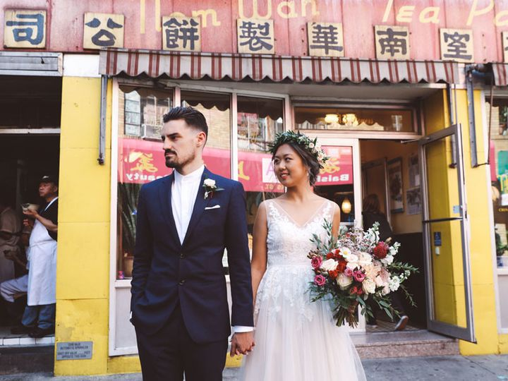 Tmx 1513781907187 Nyc Chinatown Elopement 03 Brooklyn, New York wedding florist