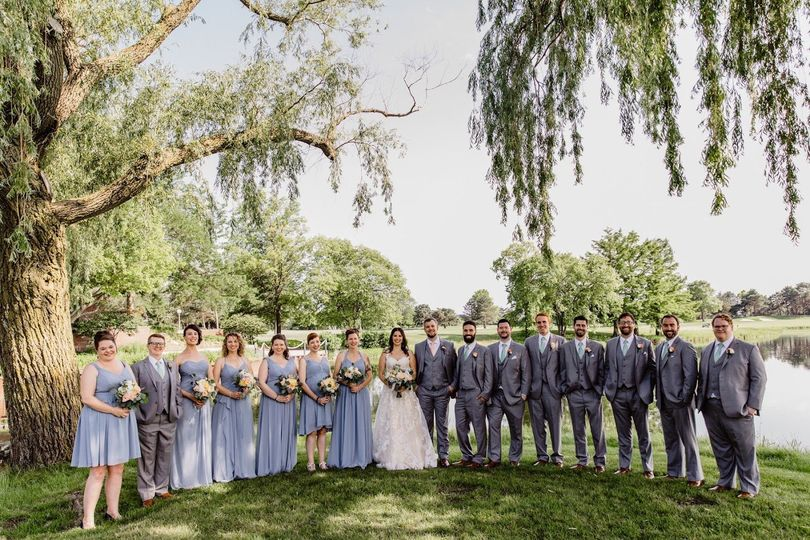 Bridal Party By Bassos Wedding