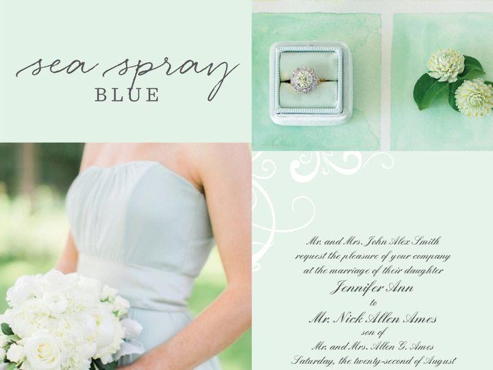 Tmx 1472510145967 Color Crush 14  wedding invitation