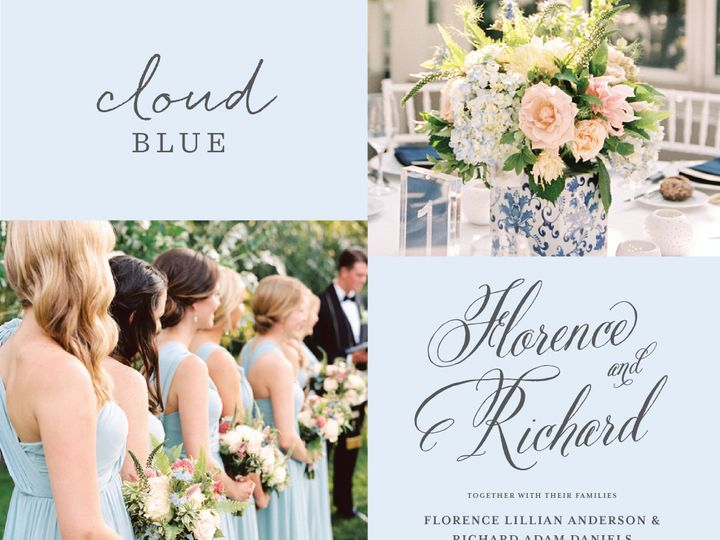 Tmx 1472510162855 Color Crush 12  wedding invitation