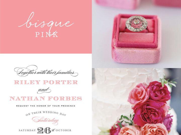Tmx 1472510192257 Color Crush 10  wedding invitation