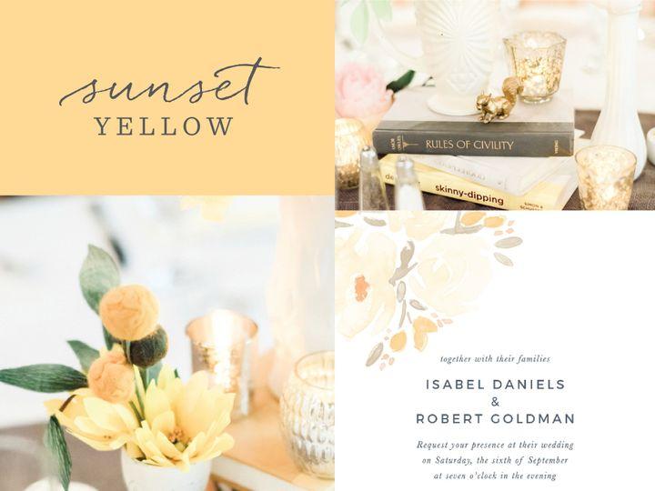 Tmx 1472510207372 Color Crush 07  wedding invitation