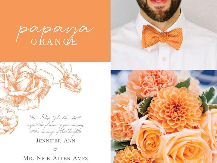 Tmx 1472510221561 Color Crush 08  wedding invitation