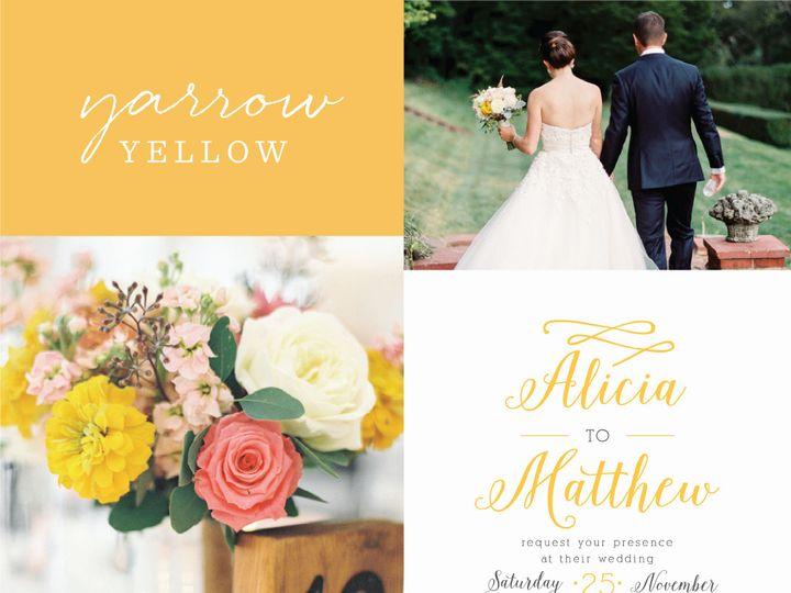 Tmx 1472510279571 Color Crush 06  wedding invitation