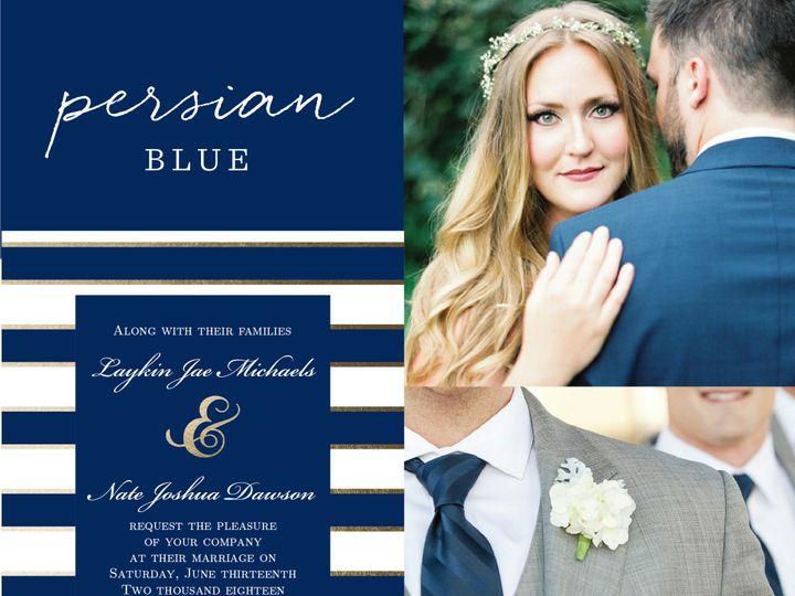 Tmx 1472510295493 Color Crush 01  wedding invitation