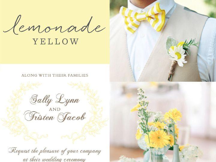 Tmx 1472510327705 Color Crush 03  wedding invitation