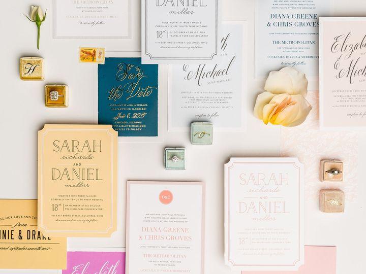 Tmx 1529429422 517da8bc08318ebd 1529429419 581d675f650391af 1529429412110 1 Colorful 2  wedding invitation