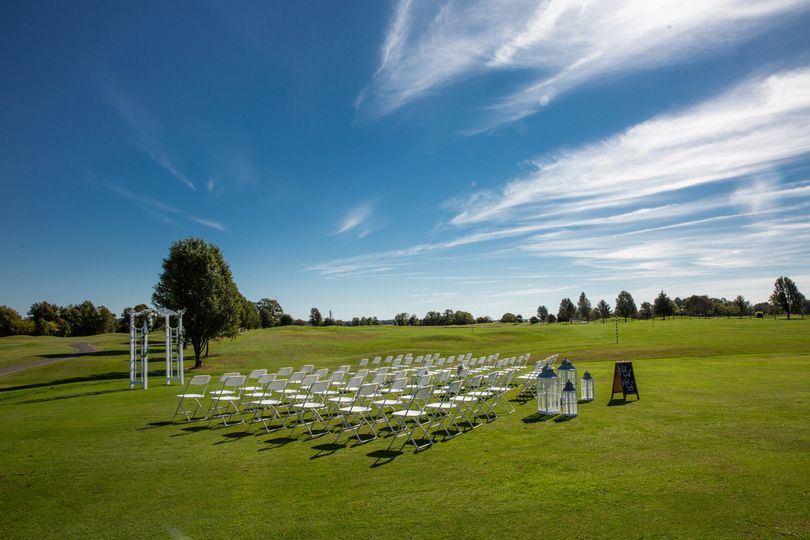 A Perfect Day for a Wedding