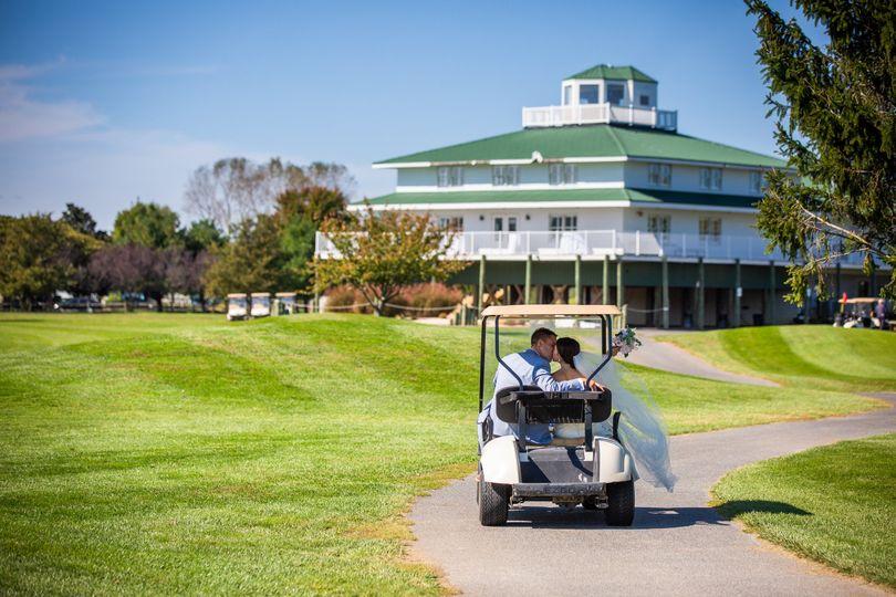 Enjoy a Fun Ride on a Golf Car