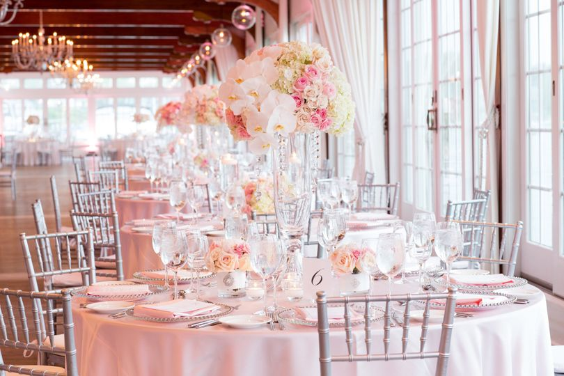 Exquisite Linens and Florals