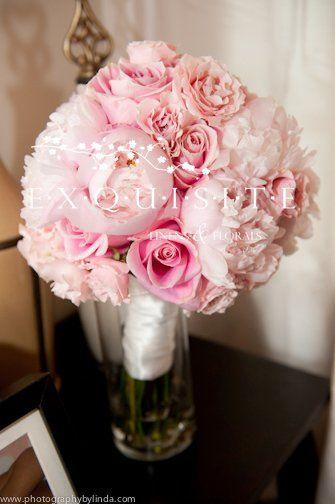 Tmx 1358571143052 PeonisandRosesBouquet Windham wedding rental