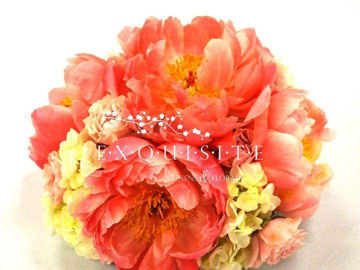 Tmx 1358571564323 CoralPeoniesandHydrangeas Windham wedding rental