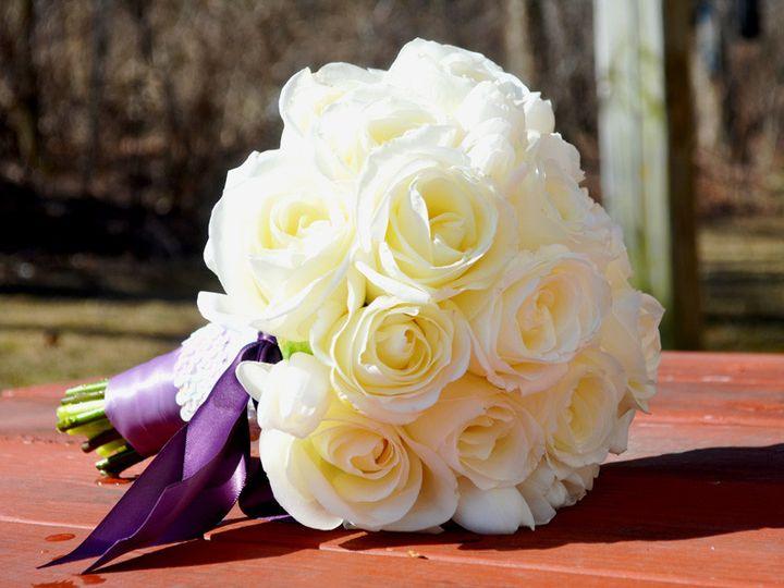 Tmx 1369969169672 Cream Roses Bouquet Windham wedding rental