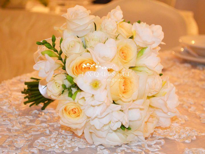 Tmx 1369969201497 Roses Fresias Bouquet Windham wedding rental