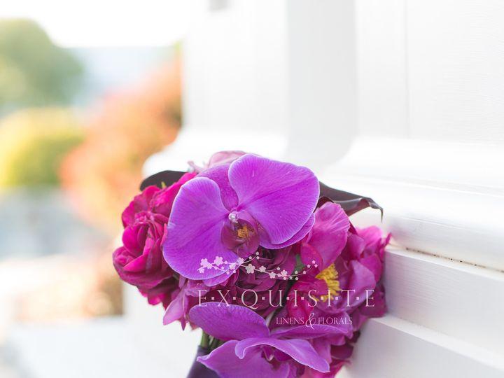 Tmx 1390233035632 Purple Roses Orquid Bridesmaid Bouque Windham wedding rental